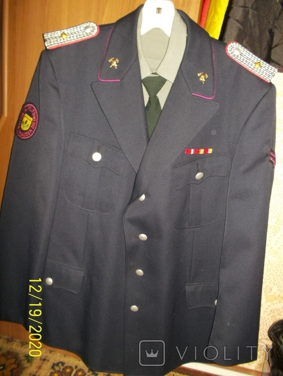 Китель офицерский германия.  10., фото №6