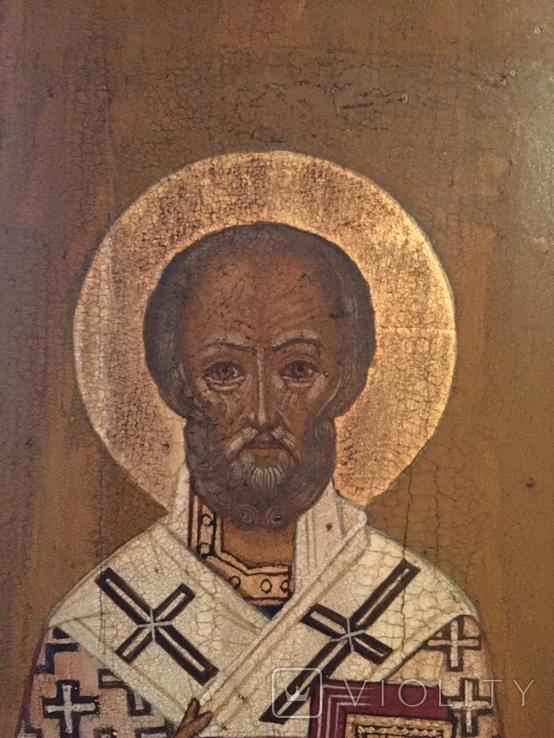 Икона Николай, фото №7
