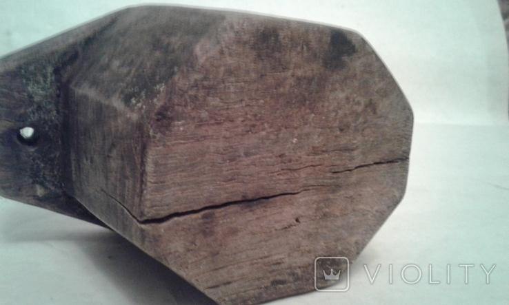 Деревяная-ступка, фото №6