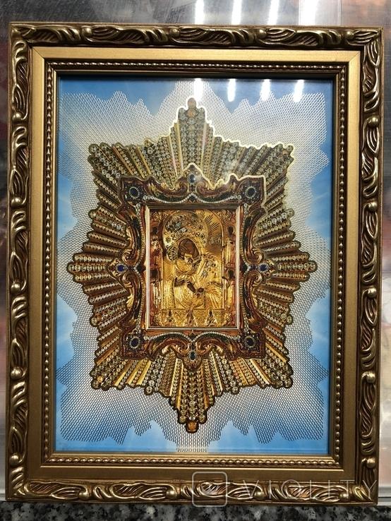 Икона Богородица, фото №2