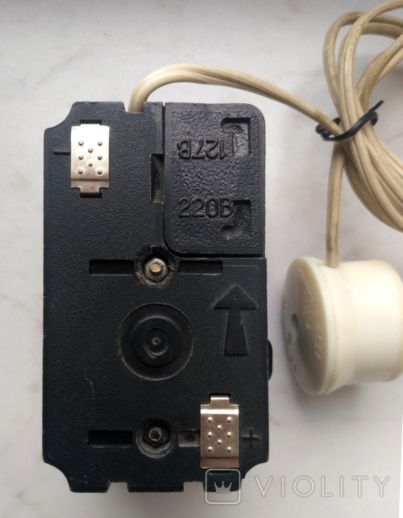 Блок БП-9/60  питания приёмника типа ВЭФ (Spidola), фото №2
