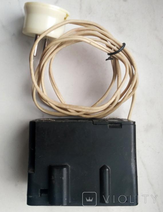 Блок БП-9/60  питания приёмника типа ВЭФ (Spidola), фото №4