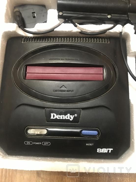 Приставка Dendy c картриджами, фото №4