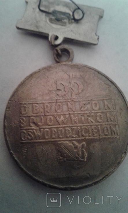 Медаль-польши, фото №3