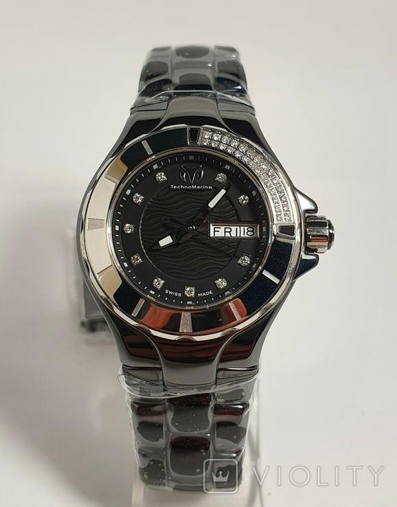 Новые женские часы TechnoMarine Cruise 110027C, фото №2