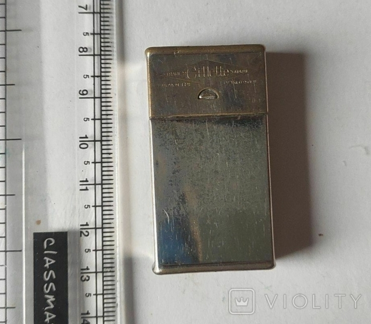 Футляр для лезвий Gillette + 5 лезвий, фото №3