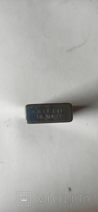 Футляр для лезвий Gillette + 5 лезвий, фото №6