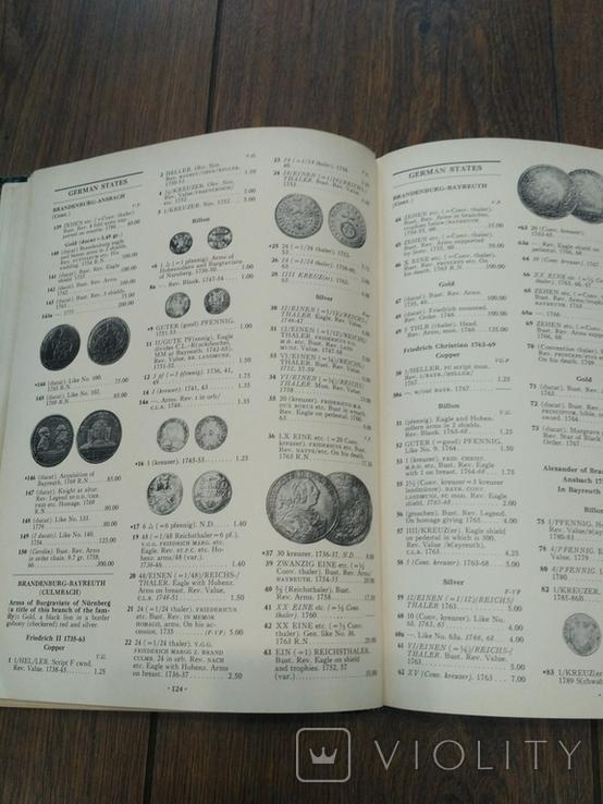 Каталог монет CRAIG. COINS OF THE WORLD 1750-1850, фото №6