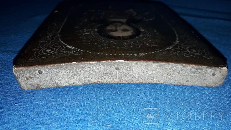 Старая икона Иисус Христос, фото №5