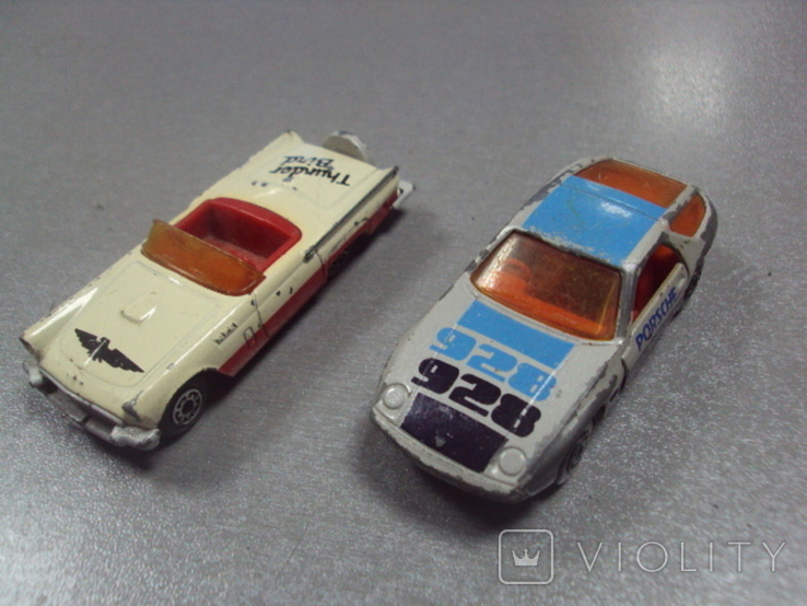 Машинка макао лот 2 шт, фото №2