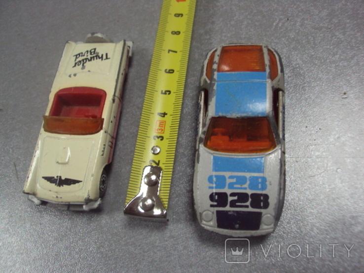 Машинка макао лот 2 шт, фото №3