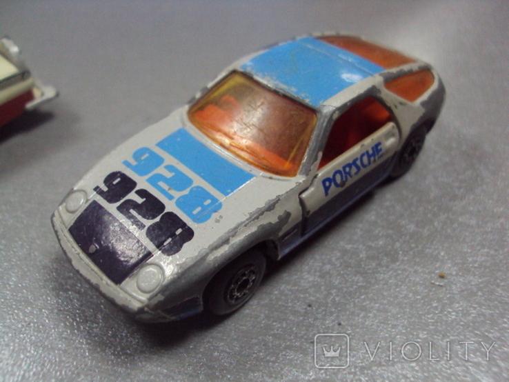 Машинка макао лот 2 шт, фото №5