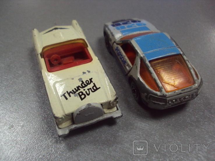 Машинка макао лот 2 шт, фото №6
