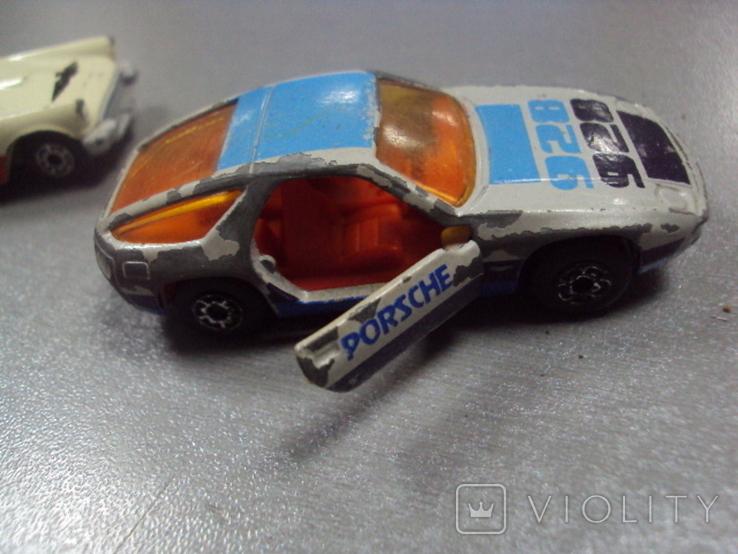 Машинка макао лот 2 шт, фото №8