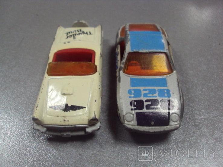 Машинка макао лот 2 шт, фото №9