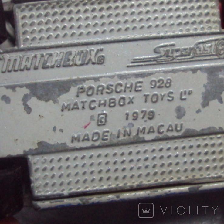 Машинка макао лот 2 шт, фото №12