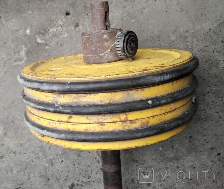 Штанга разборная30 кг, фото №6