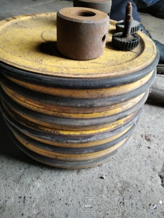 Штанга разборная30 кг, фото №8