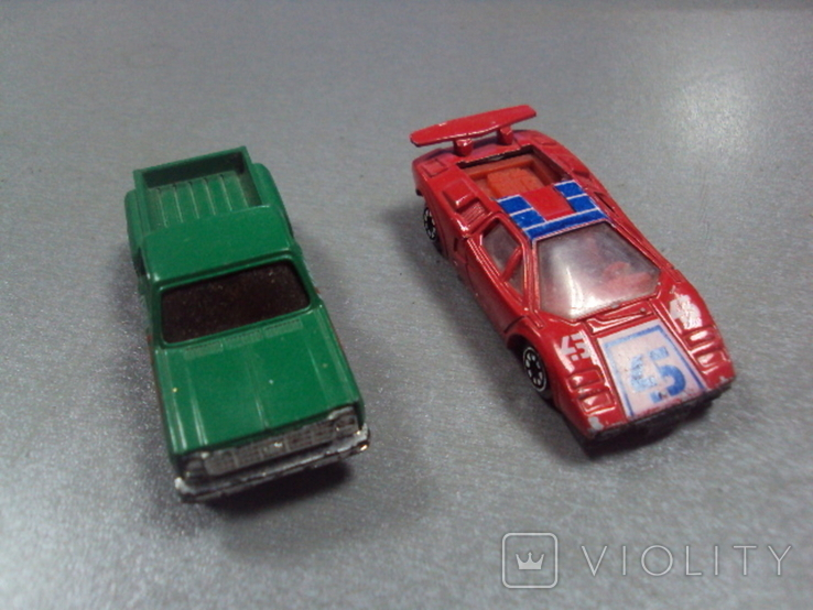Машинка Chevrolet формула лот 2 шт, фото №2