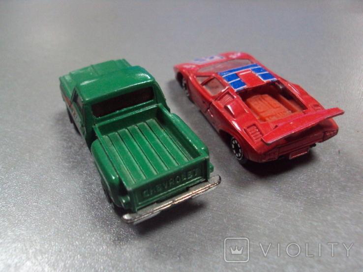 Машинка Chevrolet формула лот 2 шт, фото №6