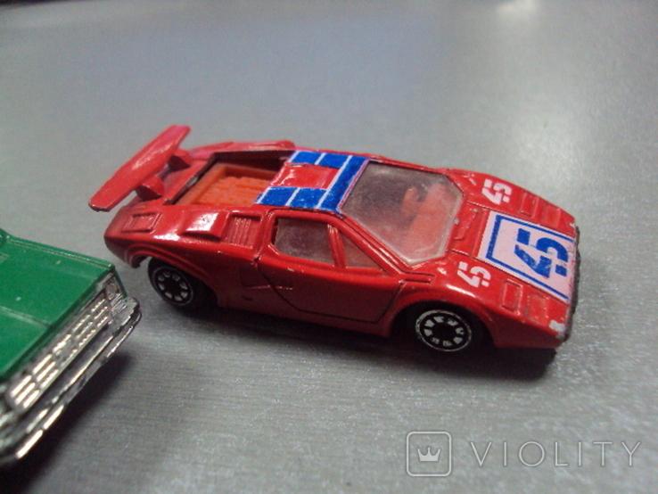 Машинка Chevrolet формула лот 2 шт, фото №10