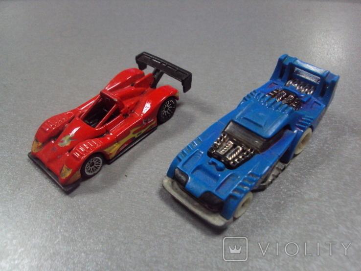 Машинка гоночный автомобиль Hot Wheels лот 2 шт, фото №2