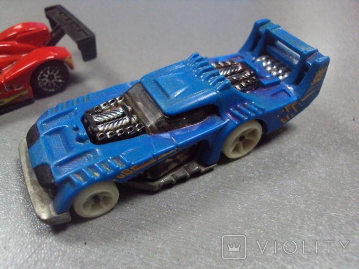 Машинка гоночный автомобиль Hot Wheels лот 2 шт, фото №5