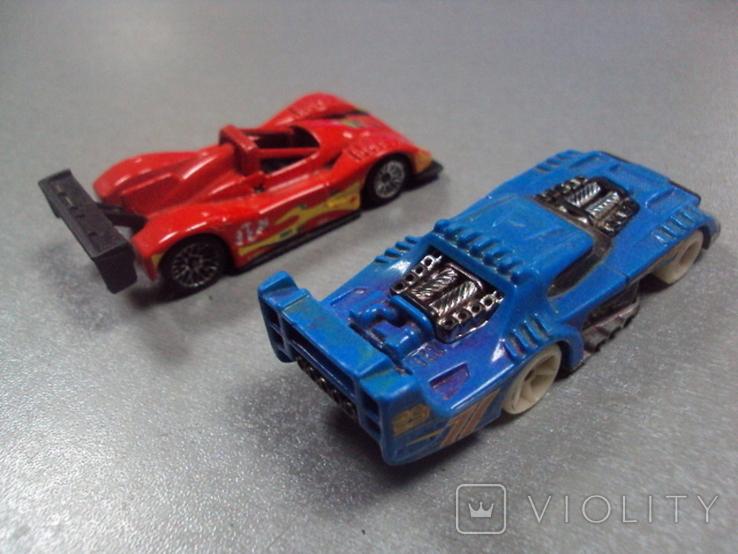 Машинка гоночный автомобиль Hot Wheels лот 2 шт, фото №7