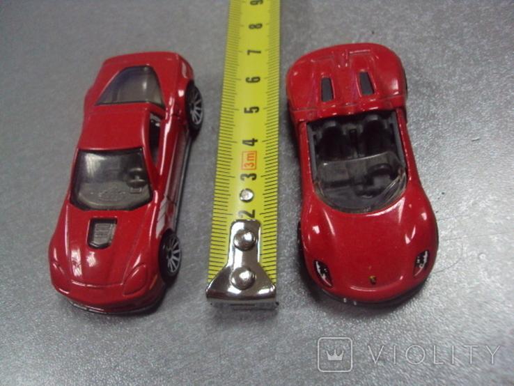 Машинка Chevrolet Corvette Hot Wheels лот 2 шт, фото №3
