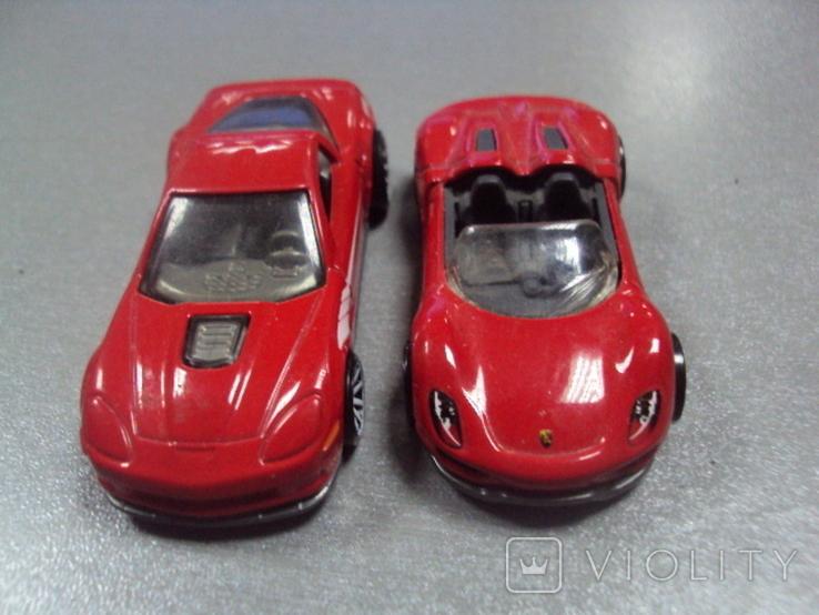 Машинка Chevrolet Corvette Hot Wheels лот 2 шт, фото №10