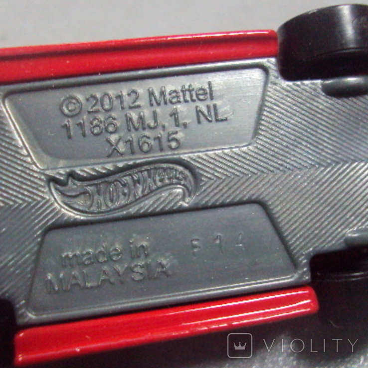 Машинка Chevrolet Corvette Hot Wheels лот 2 шт, фото №13