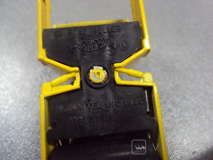 Машинка Chevrolet Corvette дорожная техника Hot Wheels лот 2 шт, фото №11