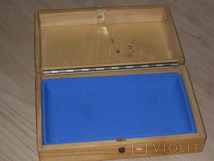 Шкатулка сувенирная для злектробритвы ЭХО, фото №5