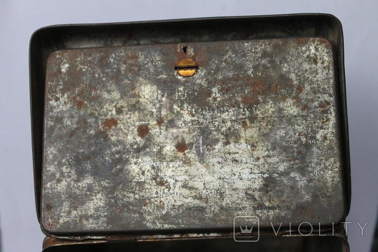Коробка Товарищество Высоцкий и К. Москва Одесса Екатеринбург, фото №11