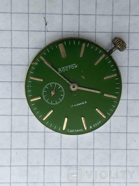 Механизм часов лот нл 20.12.02, фото №5