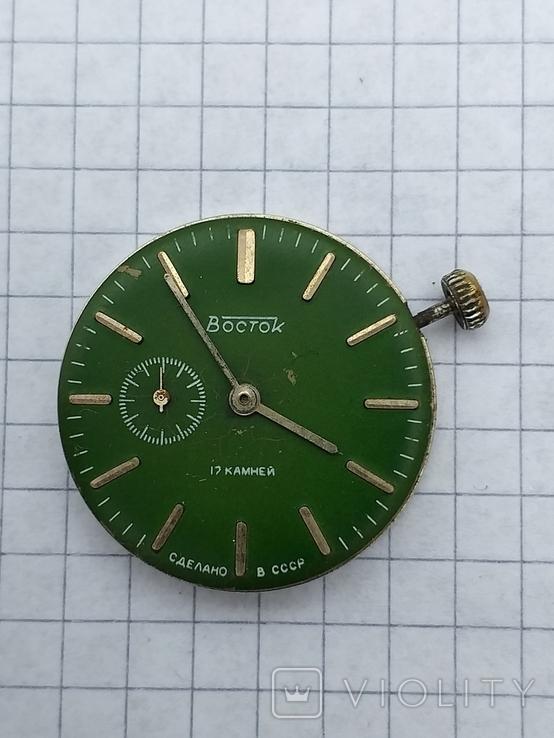 Механизм часов лот нл 20.12.02, фото №2