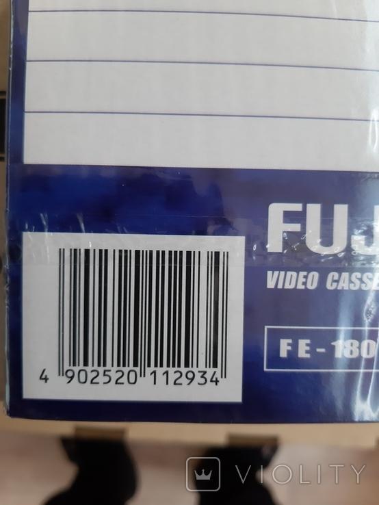 Видео касеты FUJI ., фото №2