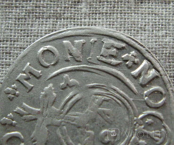 Полторак ( 1/24 талера ) 1623 года. Сиг. ІІІ Ваза. MON(E)E*NO., фото №4