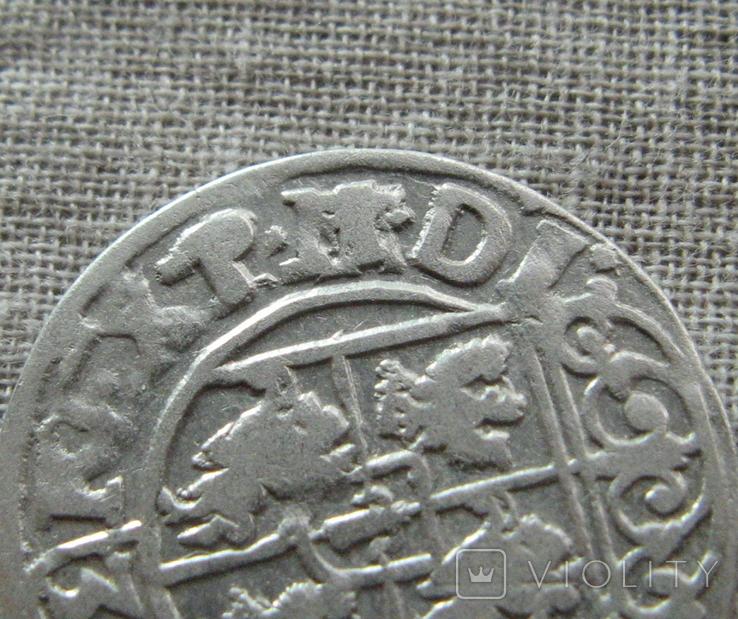 Полторак ( 1/24 талера ) 1620 года. Сиг. ІІІ Ваза. P.M(M).D.L., фото №5