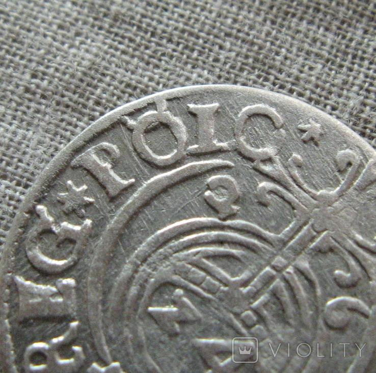 Полторак ( 1/24 талера ) 1626 года. Сиг. ІІІ Ваза. PO(O)LO., фото №2