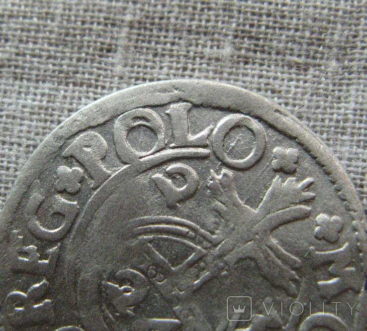 Полторак ( 1/24 талера ) 1623 года. Сиг. ІІІ Ваза. PO(O)LO., фото №2
