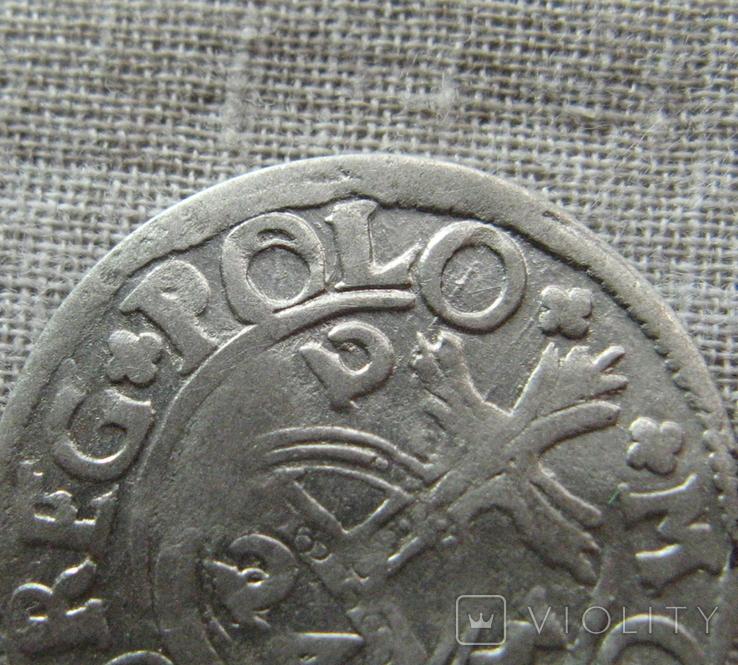 Полторак ( 1/24 талера ) 1623 года. Сиг. ІІІ Ваза. PO(O)LO., фото №5