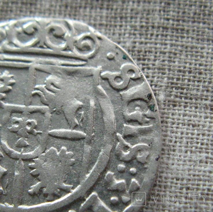Полторак ( 1/24 талера ) 1626 года. Сиг. ІІІ Ваза. SGIS., фото №3