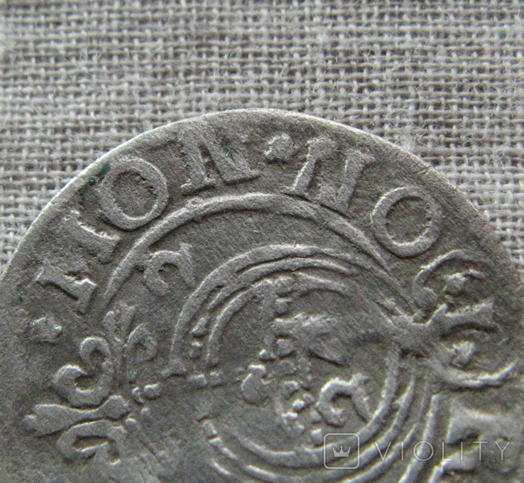 Полторак ( 1/24 талера ) 1622 года. Сиг. ІІІ Ваза. MON . NO., фото №2