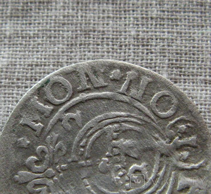 Полторак ( 1/24 талера ) 1622 года. Сиг. ІІІ Ваза. MON . NO., фото №5
