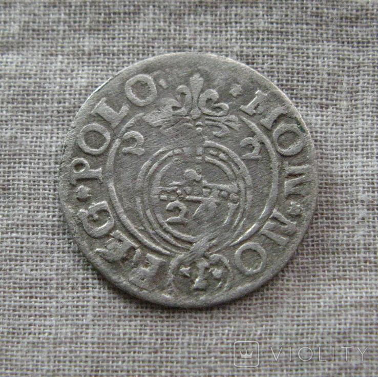 Полторак ( 1/24 талера ) 1622 года. Сиг. ІІІ Ваза. MON . NO., фото №6
