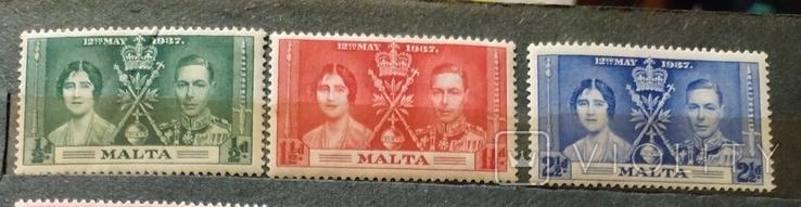 Британские колонии MNH полная серия
