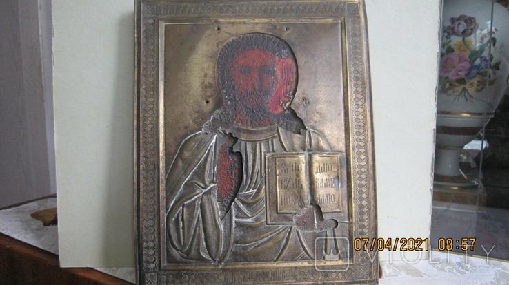 Икона Господь Вседержитель /2, фото №3