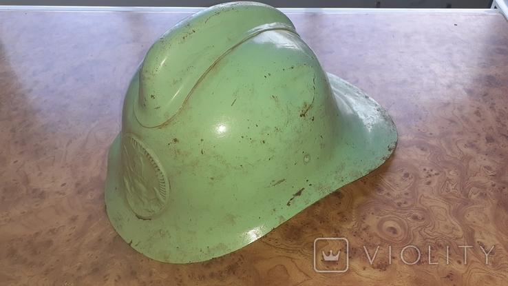 Шлем пожарника. Каска пожарная, фото №2