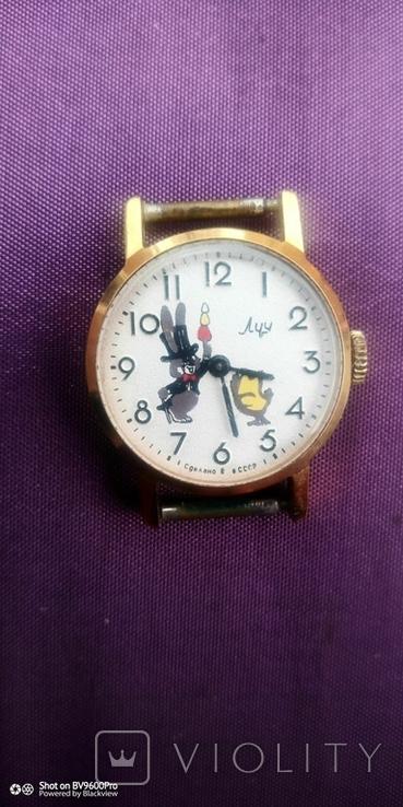 Часы женские 2 шт СССР, фото №8